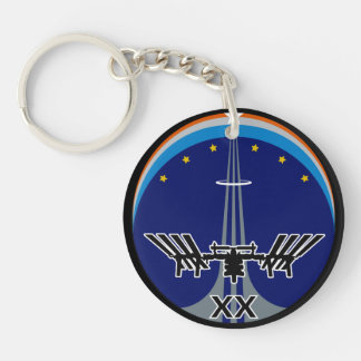 ISS Crews:  Expedition 20 Keychain