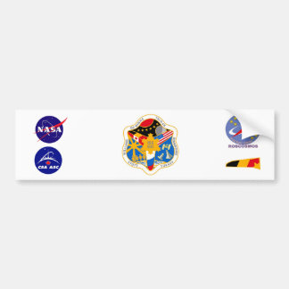 ISS Crews:  Expedition 21 Bumper Sticker