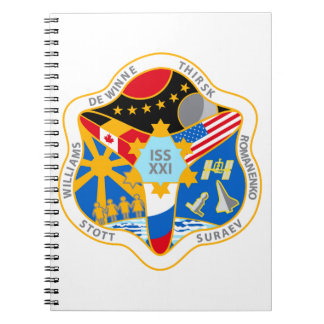 ISS Crews:  Expedition 21 Note Book