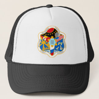 ISS Crews:  Expedition 21 Trucker Hat