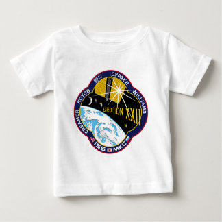 ISS Crews:  Expedition 22 Baby T-Shirt