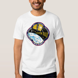 ISS Crews:  Expedition 22 T-Shirt