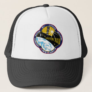 ISS Crews:  Expedition 22 Trucker Hat