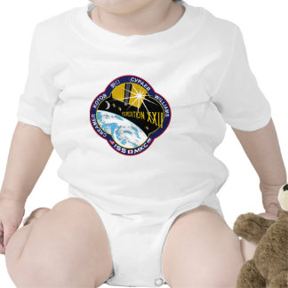ISS Crews:  Expedition 22 Tshirts