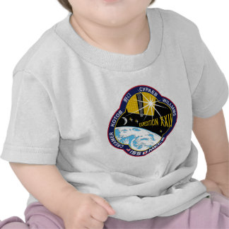 ISS Crews:  Expedition 22 Tee Shirt