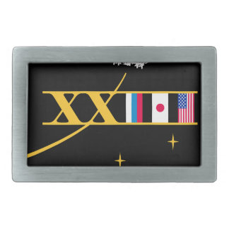 ISS Crews:  Expedition 23 Belt Buckle
