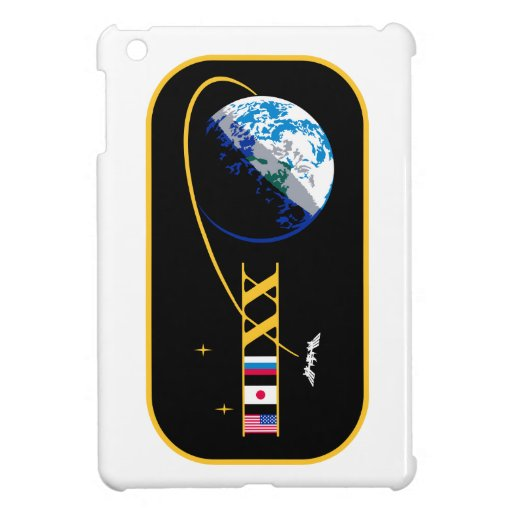 ISS Crews:  Expedition 23 Cover For The iPad Mini