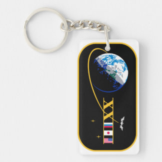ISS Crews:  Expedition 23 Keychain