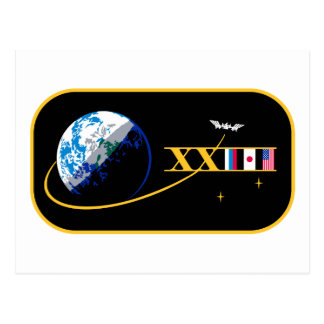 ISS Crews:  Expedition 23 Postcard