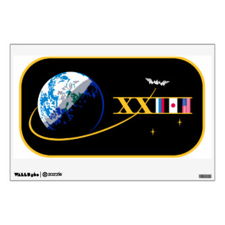 ISS Crews:  Expedition 23 Room Decals