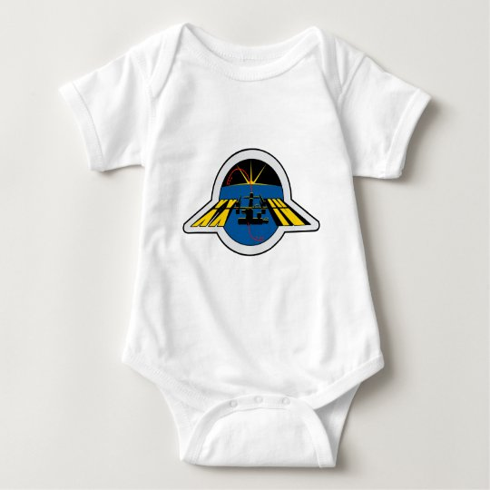 ISS Crews:  Expedition 24 Baby Bodysuit