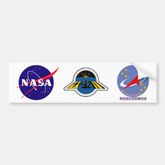 ISS Crews:  Expedition 24 Bumper Sticker