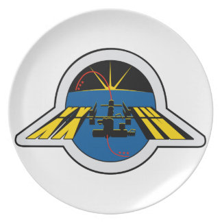 ISS Crews:  Expedition 24 Dinner Plate