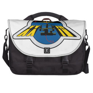 ISS Crews:  Expedition 24 Laptop Bags