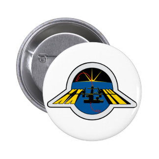 ISS Crews:  Expedition 24 Pinback Button