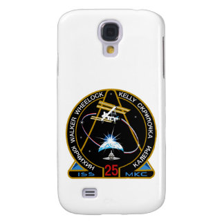 ISS Crews:  Expedition 25 Samsung Galaxy S4 Cover