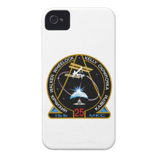 ISS Crews:  Expedition 25 Case-Mate iPhone 4 Case