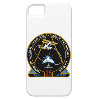 ISS Crews:  Expedition 25 iPhone SE/5/5s Case
