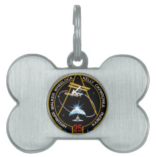 ISS Crews:  Expedition 25 Pet Tag