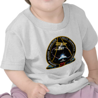 ISS Crews:  Expedition 25 Shirt