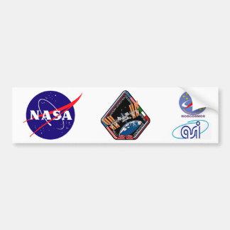 ISS Crews:  Expedition 26 Bumper Sticker