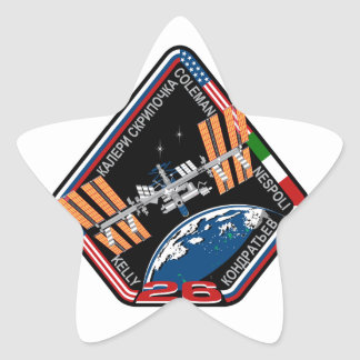 ISS Crews Expedition 26 Stickers