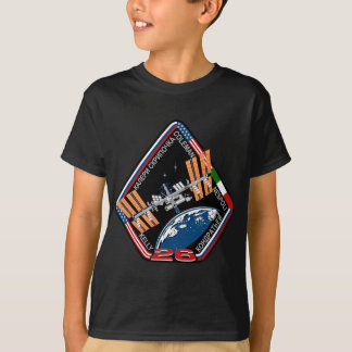 ISS Crews:  Expedition 26 T-Shirt