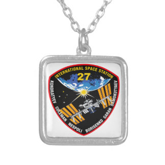 ISS Crews:  Expedition 27 Necklaces