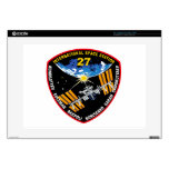 ISS Crews:  Expedition 27 Skins For Laptops