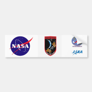 ISS Crews:  Expedition 28 Bumper Sticker