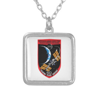 ISS Crews:  Expedition 28 Pendant