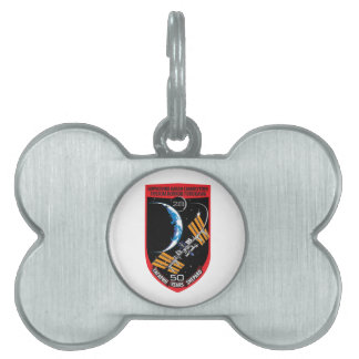 ISS Crews:  Expedition 28 Pet ID Tag