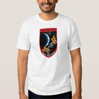 ISS Crews:  Expedition 28 T-shirt