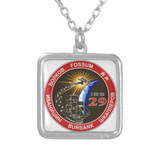 ISS Crews:  Expedition 29 Pendants