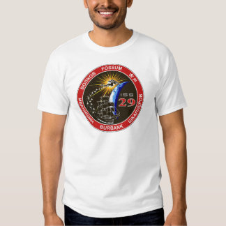 ISS Crews:  Expedition 29 Shirt