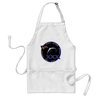 ISS Crews:  Expedition 30 Adult Apron