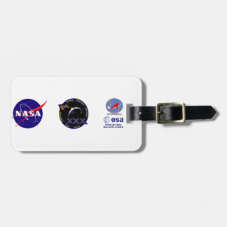 ISS Crews:  Expedition 30 Bag Tag
