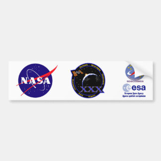 ISS Crews:  Expedition 30 Bumper Sticker
