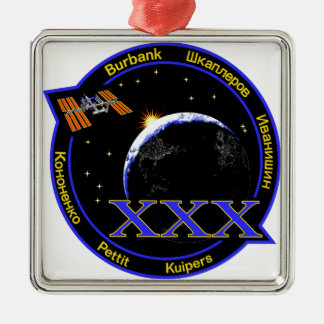 ISS Crews:  Expedition 30 Ornament