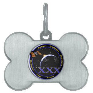 ISS Crews:  Expedition 30 Pet Tag