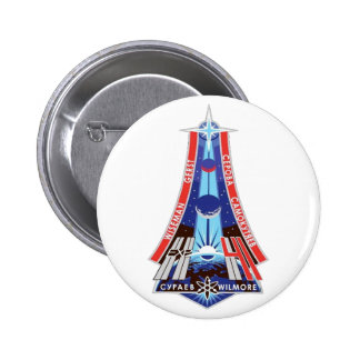 ISS Crews:  Expedition 41 Pinback Button