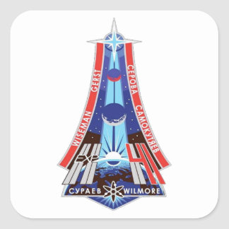 ISS Crews:  Expedition 41 Stickers