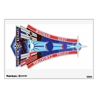 ISS Crews:  Expedition 41 Wall Sticker