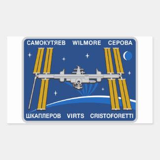 ISS Crews:  Expedition 42 Sticker
