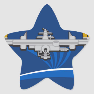 ISS Crews Expedition 42 Star Stickers