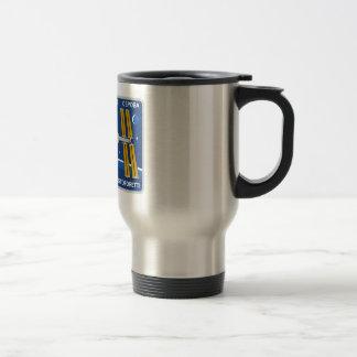 ISS Crews:  Expedition 42 Travel Mug