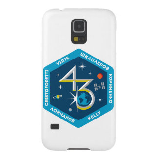 ISS Crews:  Expedition 43 Galaxy S5 Cover