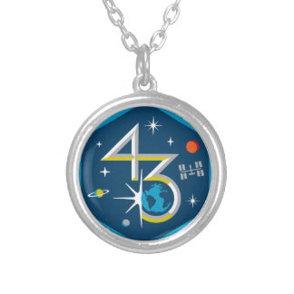 ISS Crews:  Expedition 43 Necklaces