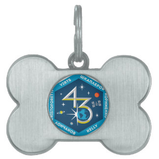 ISS Crews:  Expedition 43 Pet Tag
