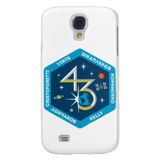 ISS Crews:  Expedition 43 Samsung S4 Case